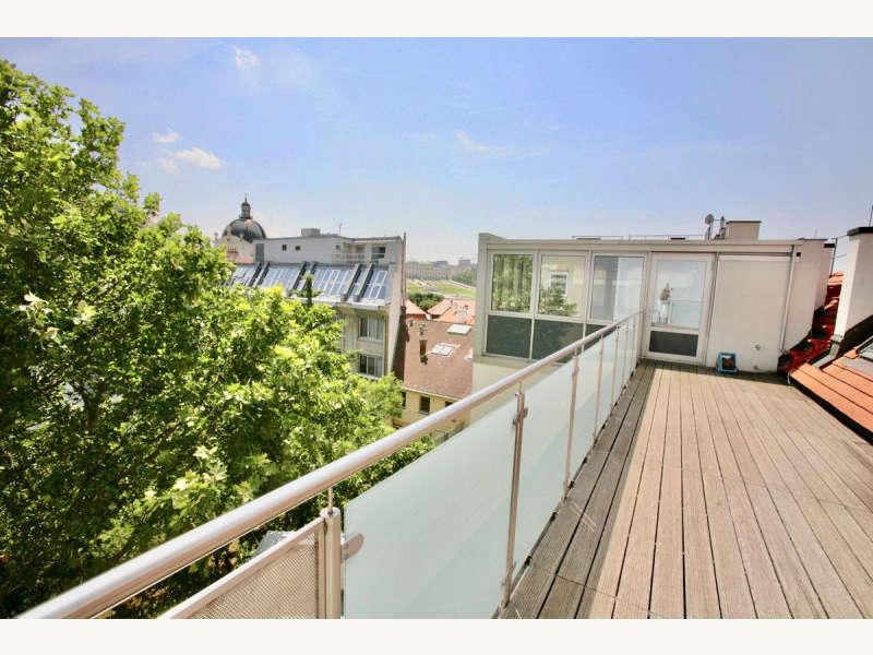 Penthouse in Wien - Bild 2