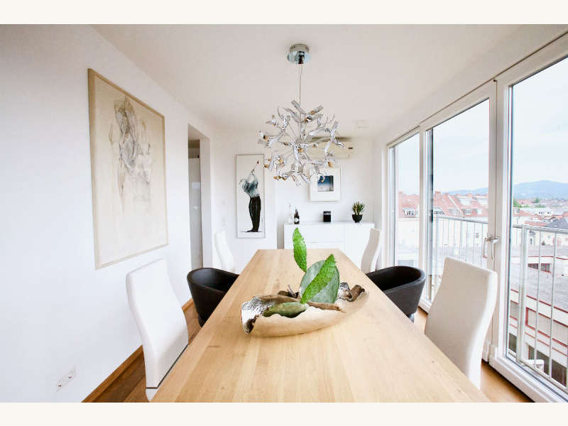 Penthouse in Klagenfurt - Bild 8