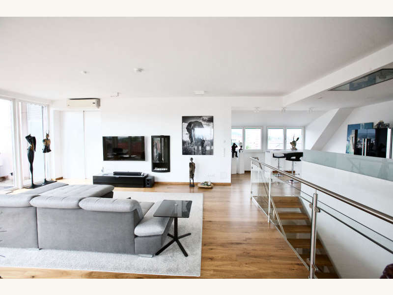 Penthouse in Klagenfurt - Bild 9