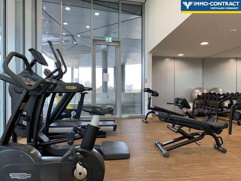 Fitnessraum Gym
