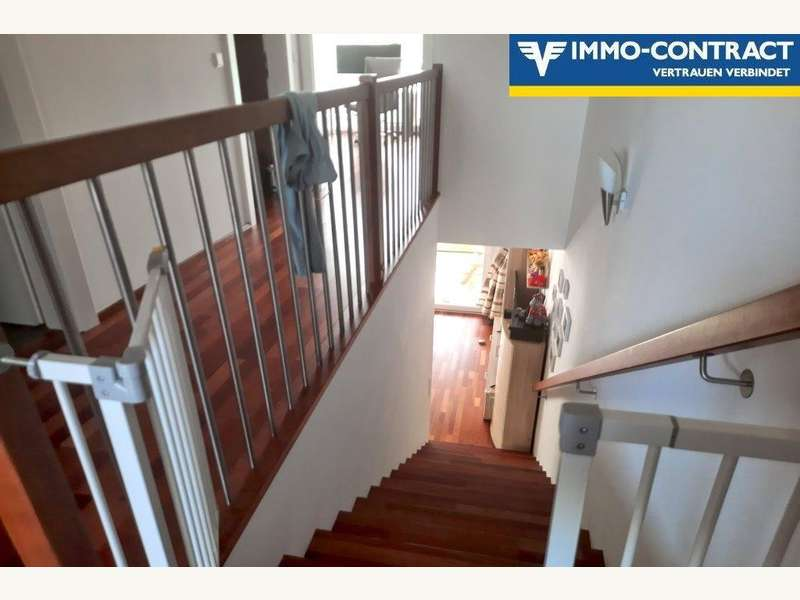 sicheres Treppenhaus